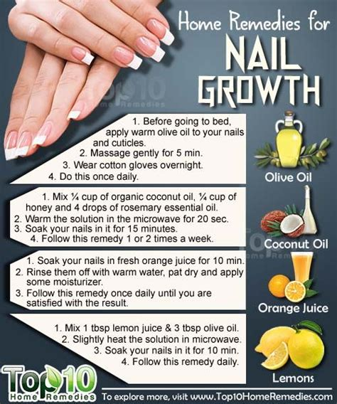 home remedies for nail growth protein overalls and grow