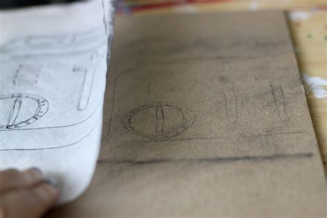 How To Make Tracing Paper At Home - how to trace using only tracing paper and pencil lead for