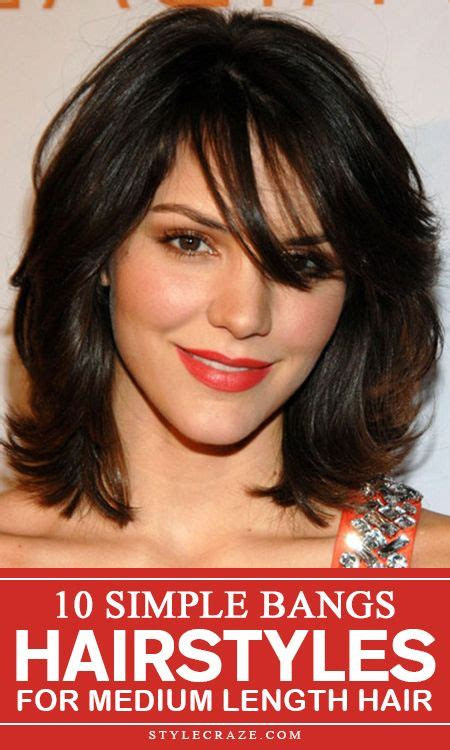 easy to maintain hairstyles for medium length hair 1000 images about medium length hair on pinterest for