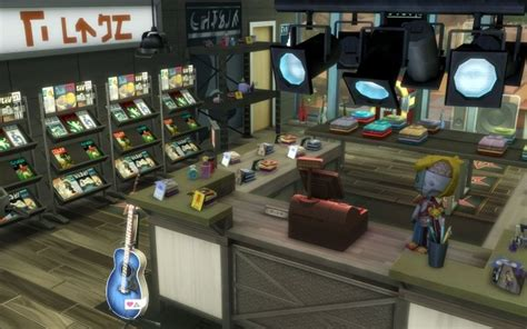 mod game store notorious notes retail store by silverwolf 6677 at mod