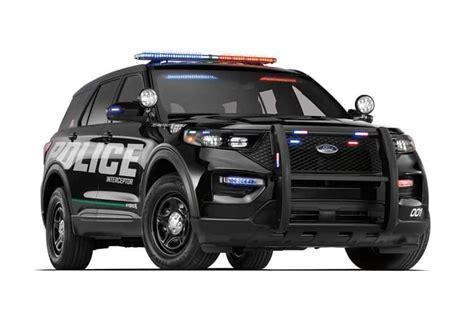 ford police interceptor utility hybrid suv coming  fordcom