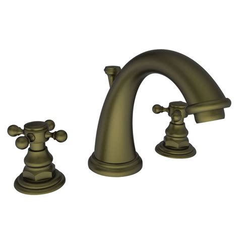 antique bathtub faucets faucet com 890 06 in antique brass by newport brass
