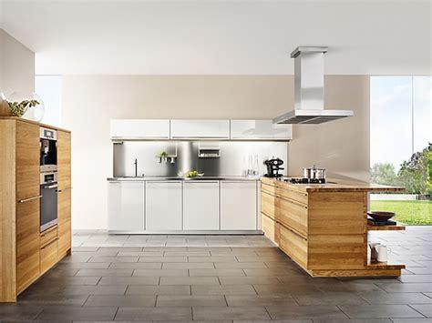 schwebende küche ikea k 252 che eiche