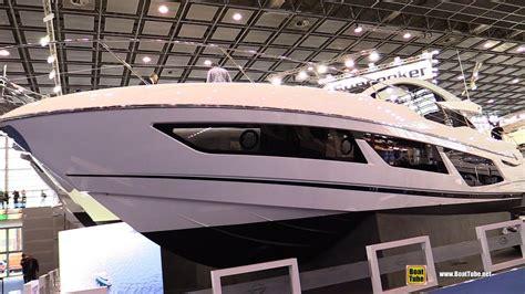 boat show 2018 2018 sunseeker predator 74 luxury motor yacht walkaround