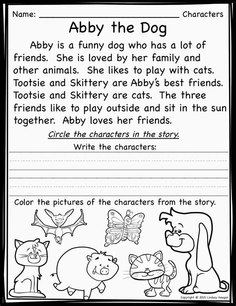 printable quiz on story elements free worksheets library download and print worksheets