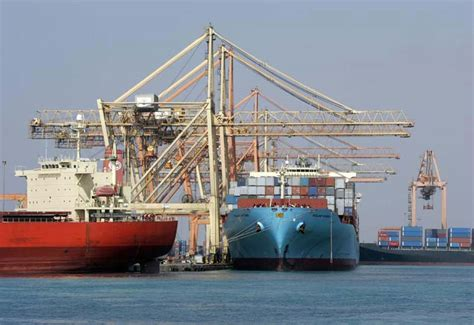 kict vessel schedule saudi importers criticise jeddah port authority for