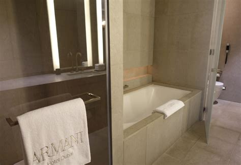 bathroom fittings dubai armani hotel dubai photos and virtuoso client review