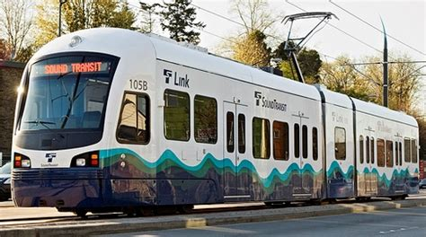 Sound Transit Link Light Rail by Light Rail Ridership Explodes In Seattle Supporting A 3rd