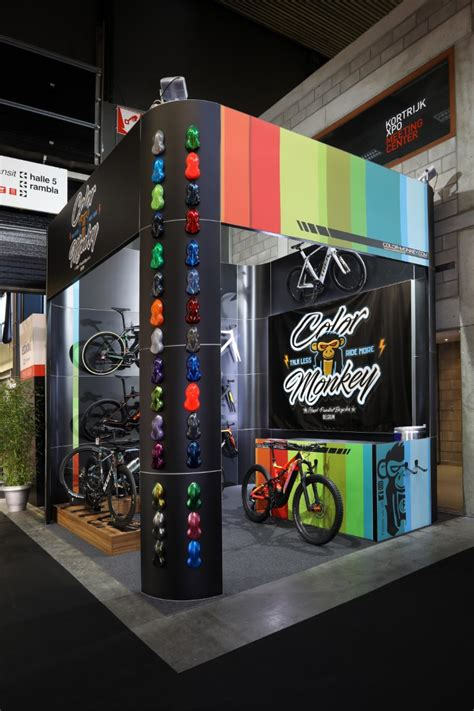 color monkey color monkey velofolies 2018 travelexpo