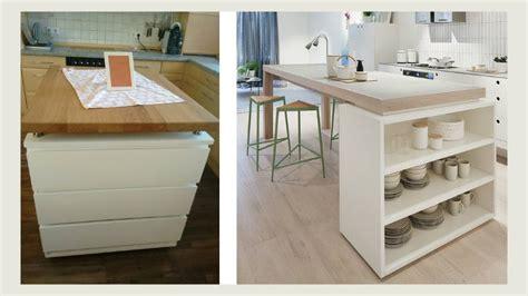 creare cucina ikea 25 idee su come creare una penisola in cucina con mobili