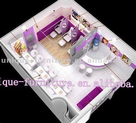 Nail Bar Interior Design by 2013 Attractive Nail Design Bar Nail Kiosk Design Nail Bar