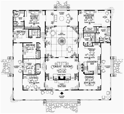 Family Compound House Plans by Gallery For Gt Compound House Plans