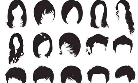 hairstyle photoshop cs6 a collection of free photoshop hair brushes naldz graphics