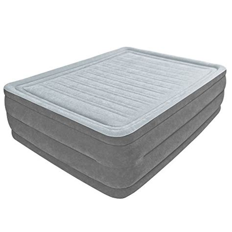 intex inflates airbed bed mattresses height 22 inch built in electric usa ebay