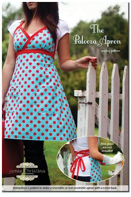 pretty ditty apron pattern jamie christina pretty ditty new patterns are here