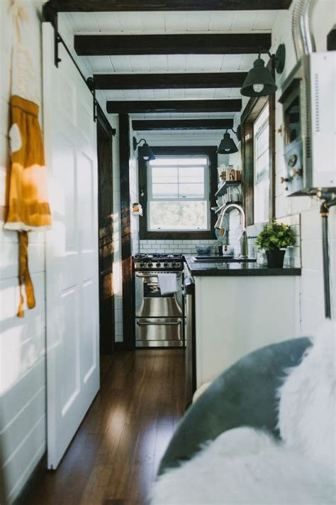 Heirloom Tiny Homes live a big life in a tiny house on wheels
