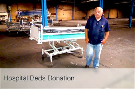 donate hospital bed clinics bcm