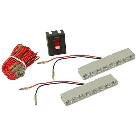 Led Lights For Ls by 12 Vdc 6 Led Light Kit Ls 104w Dc Mobile Equipment