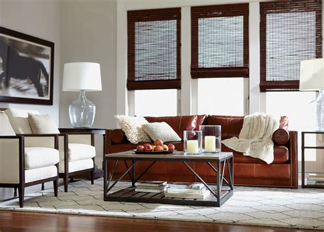 ethan allen living rooms ethan allen leather furniture for charming and comfortable home furniture ideas homesfeed