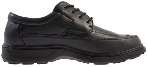 mens wide fitting comfort shoes formal sole work