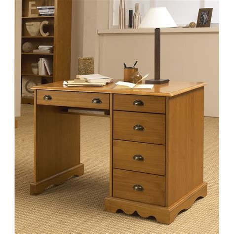 bureau pin miel bureau junior pin miel de style anglais beaux meubles
