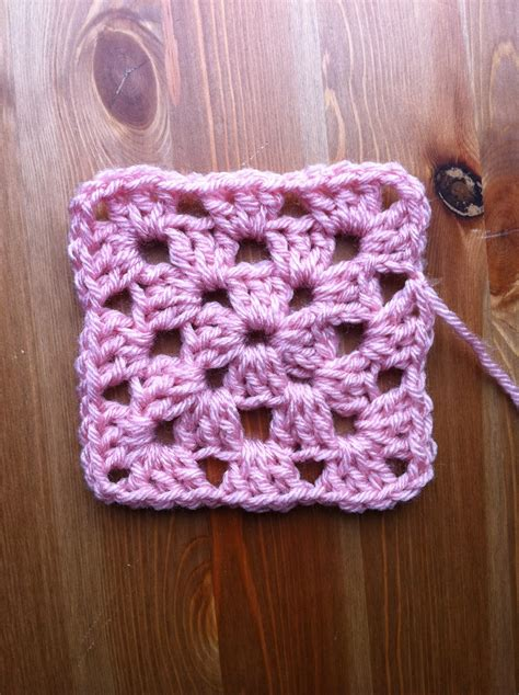 crochet granny square how to crochet a square pdx pursuit