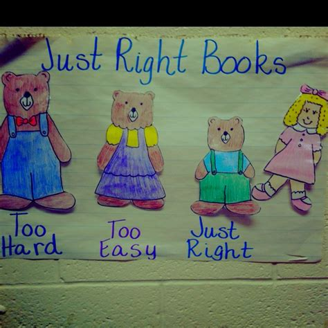 goldilocks and the just right potty books 17 best images about library lessons on