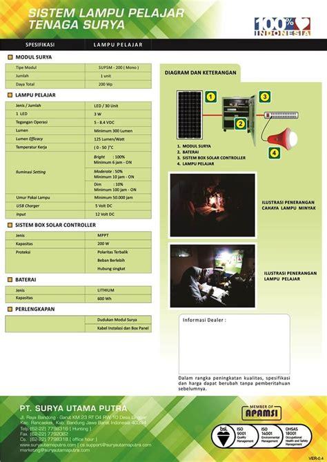 Kalkulator Office 10 Digit Energi Tenaga Solar Surya lu pelajar tenaga surya pt surya utama putra