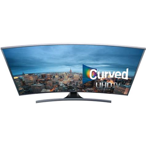 Samsung 55 Curved Tv by Samsung Un55ju7500 55 Inch 2160p 3d Curved 4k Uhd Smart Tv 887276094397 Ebay