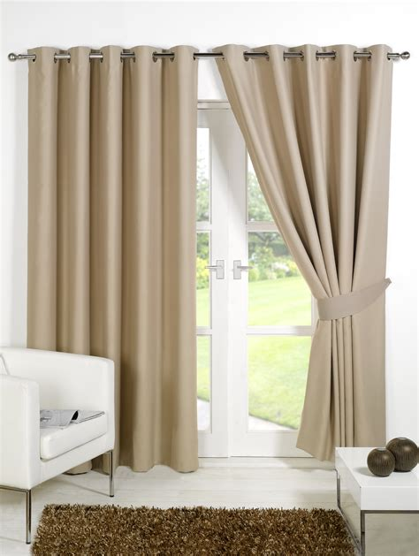 gardinen beige home furnishings curtains luxury eyelet blackout