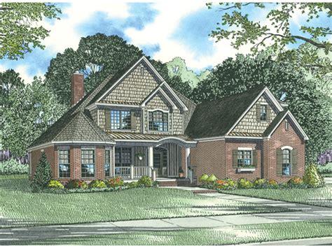 brick farmhouse plans nolands point shingle farmhouse plan 055d 0767 house