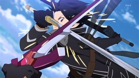 Ordinal Attack 18 sword 20 anime evo