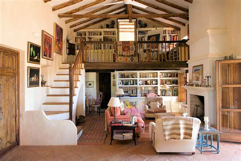 country house living room co chic projects and interior design gaucin andalucia spain living rooms