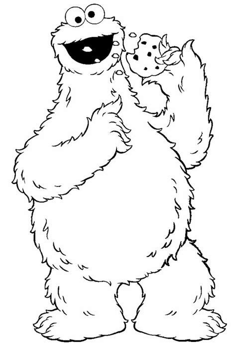cookie coloring page cookie coloring pages best coloring pages for