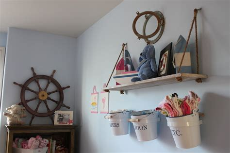 nautical themed decor stella s nautical nursery project nursery