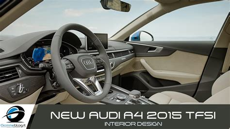 audi a4 2015 interior audi a4 new 2015 sedan interior design