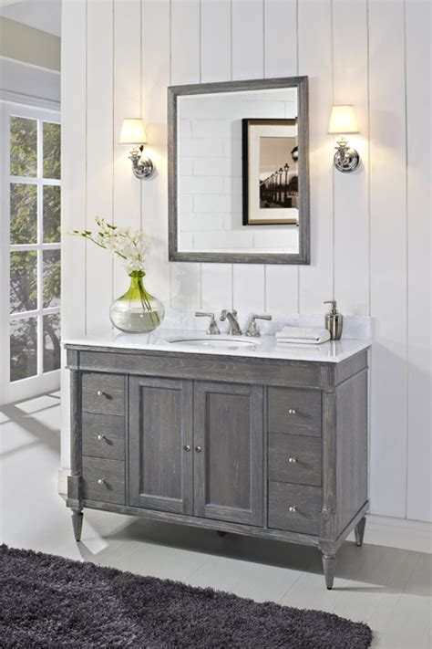 Rustic Chic Bathroom Rustic Chic Fairmont Designs Fairmont Designs