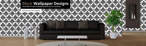 black removable wallpaper removable wallpaper ninja paper