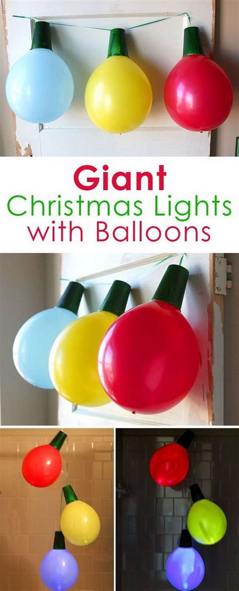 jumbo christmas light 25 sparkling lighting decoration ideas diy projects and ideas to light up your home
