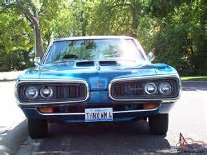 Dodge Coronet For Sale 1970 Dodge Coronet R T For Sale