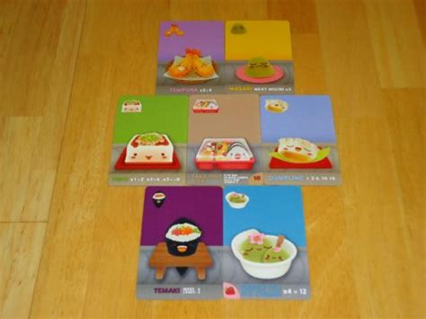 Sushi Gift Card - review sushi go party