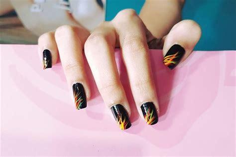 Manik Manik Nail Aksesoris Kuku Nail internationails india nails emerge from the