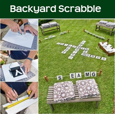 backyard scrabble backyard scrabble pictures photos and images for