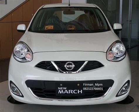 Jual Tv Mobil Nissan March jual mobil nissan march 1 2 at 2015 harga murah jakarta oleh nissan mpm