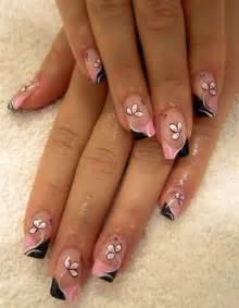 imagenes decorados de uñas con flores las 25 mejores ideas sobre arte de u 241 as de gel en