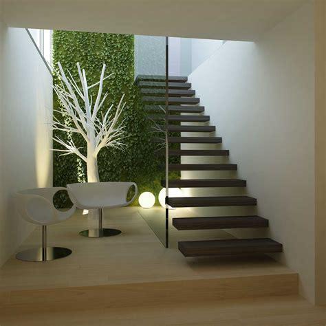 escalera interior escaleras interiores modernas modelos de madera 2018