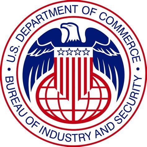 bureau of industry and security bis bureau of industry and security bis logo department of