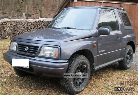 Suzuki Vitara 1998 Review Suzuki Vitara 1998 Review Amazing Pictures And Images
