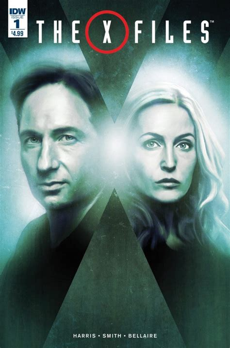 will there be an x files season 11 newhairstylesformen2014 com the x files season 11 vol 2 idw publishing