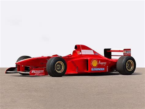 michael schumacher s 1997 ferrari f310 b for sale welcome to tech all ex schumacher ferrari f310 b heads to ferrari only sale